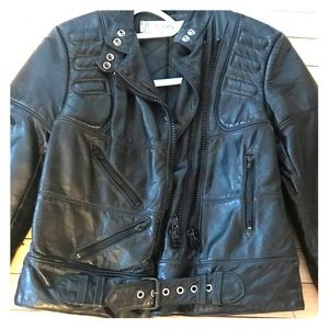 Authentic vintage Harley Davidson leather jacket